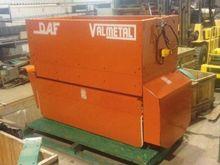 Valmetal DAF motorized silage s