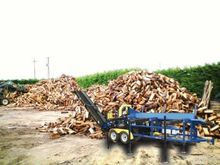 Dyna Products Wood Processor
