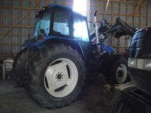Used Holland 8160 Tr