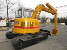 Used excavator in Be
