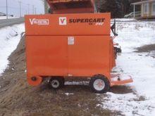 Valmetal Supercart VA-542 Silag