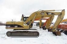 2003 Caterpillar 320CL Excavato