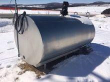 Darikool 800 gal Milk tank (bul