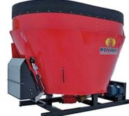 Used stationary mixe