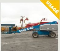 Genie S60 2004 telescopic loade