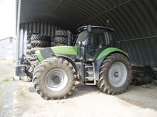 2012 Deutz Agrotron M650 Tracto