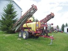 Used Gregson sprayer