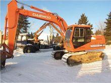 Deawoo DH130 Excavator