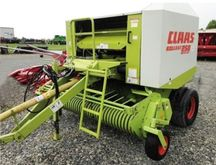 2002 Claas Rollant 250RC Baling