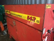 Agrimetal Supercart 542 trolley