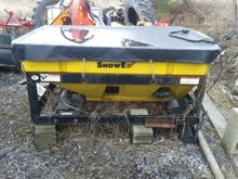 SNOW EX Salt Spreader