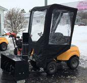 2014 PARK PRESTIGE 4WD lawn tra