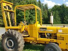 Massey Ferguson MF6000L Tractor