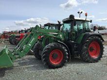 2011 Fendt 714 Tractor