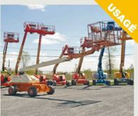 2000 JLG 40H + 6 telescopic loa