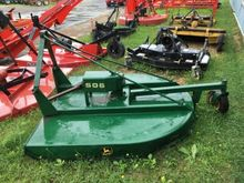 John Deere 5 ft Brushcutter