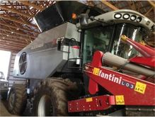 2011 Gleaner S67 Combine harves