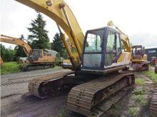 Kobelco SK200 Excavator