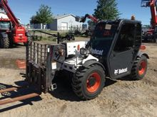 2012 Bobcat V417 Telescopic loa