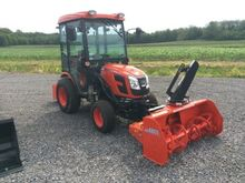 Used Kioti Tractor C