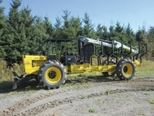 John Deere 440 Forwarder
