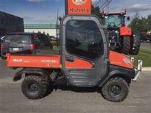 Kubota RTV-1100C Utility vehicl