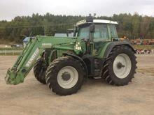 2004 Fendt 716 Tractor unit