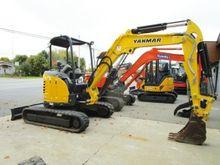 2013 Yanmar VIO35-6A Excavator
