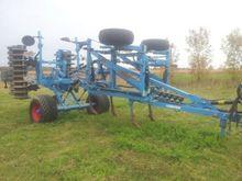 Lemken 4 m Stubble cultivator