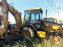 Caterpillar 420D Backhoe