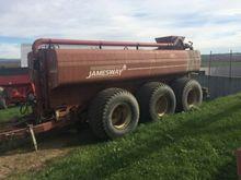 2009 Jamesway tank