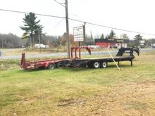 Used Trailer Platfor
