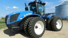 2013 New Holland NEW HOLLAND T9