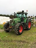 2012 Fendt 714 Tractor unit