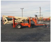 2008 JLG T-350 telescopic loade
