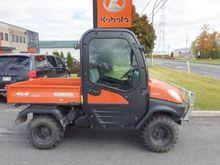 2008 RTV1100CW Utility vehicle