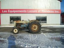 5000 Fordson Major tractor
