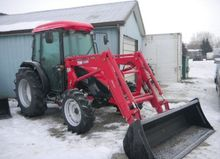 Tym Tractor 603m