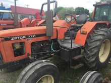 1993 Zetor 7711 Tractor unit