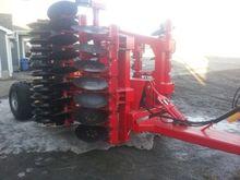 He-va 4 m Stubble cultivator