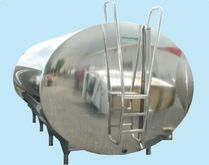 Mueller 2500 gal Milk tank (bul