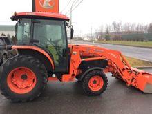 2009 Kubota L5240HSTCC Tractor