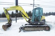2010 Yanmar SV100 Excavator