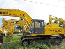 Kobelco SK220 Excavator