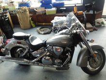 2004 Honda VTX 1300 Motorcycle