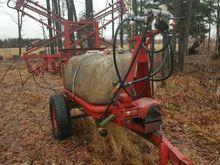 White 220 gallons Sprinkler