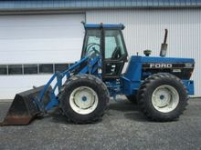 1995 Ford 9030 Tractor