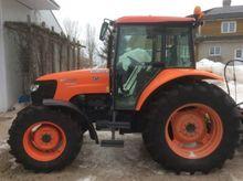 2010 Kubota M108S Tractor unit