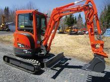 2013 Doosan DX27Z Excavator