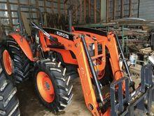 2014 Kubota M8560DTH Tractor